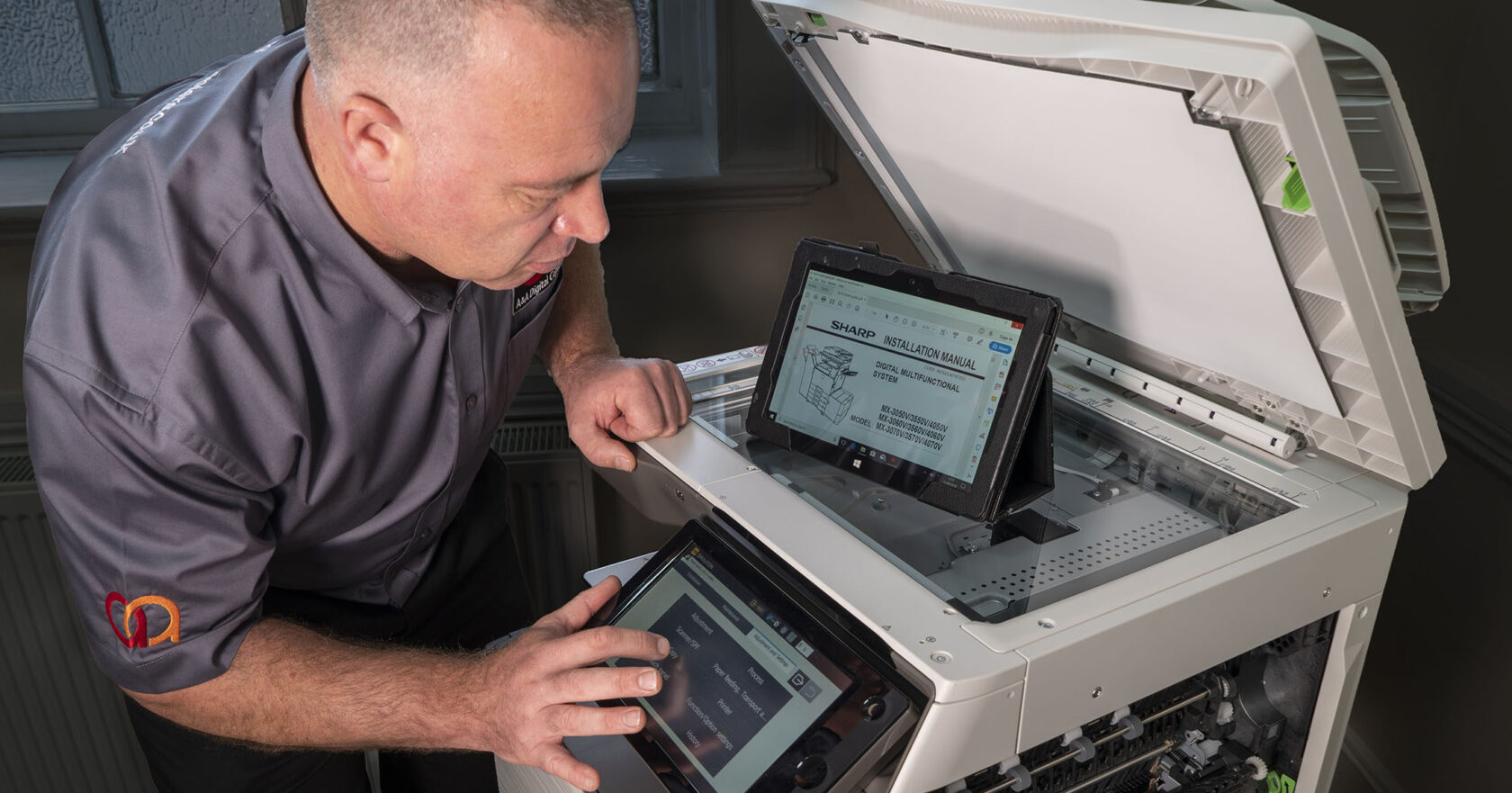 Our Services. Photocopier and printer service and repairs
